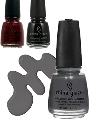 50 Shades of Grey Nail Polish
