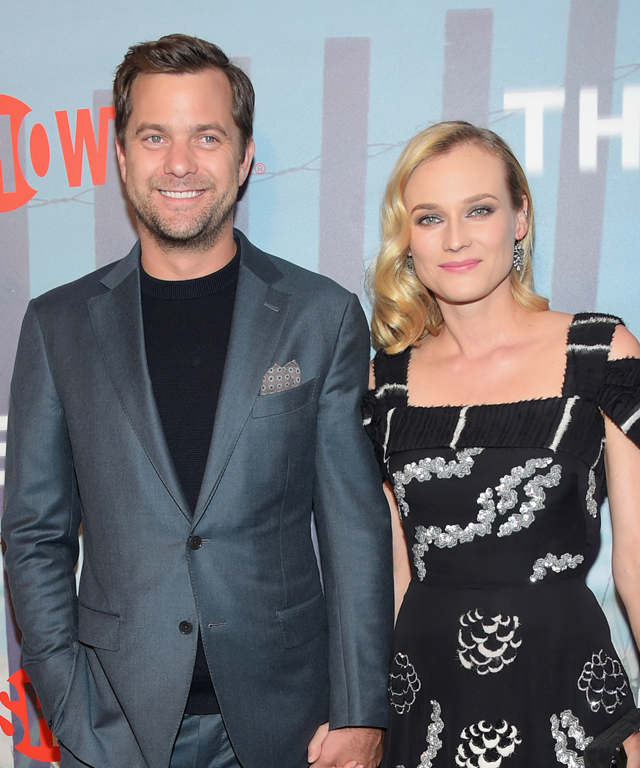 Joshua Jackson's first date with Diane Kruger.