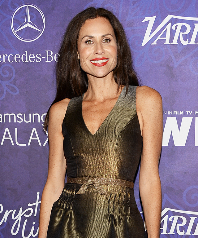 Minnie Driver in Peter Pan