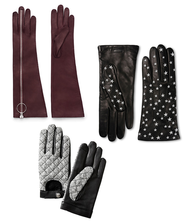 Gloves - Holiday Accessories