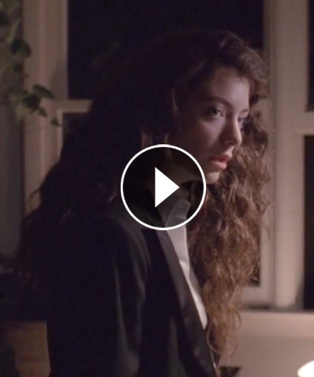Lorde 'Yellow Flicker Beat'