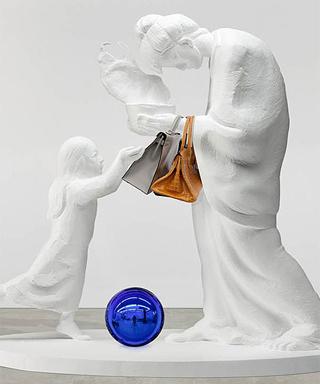 Jeff Koons Sculptures