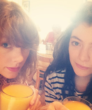 Taylor Swift Wishes Lorde Happy Birthday