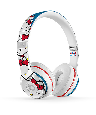 Hello Kitty x Beats by Dre