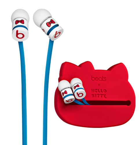 Right meow hello kitty gets her own line of beats by dre headphones
