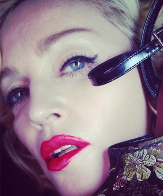Madonna, Naomi Campbell Instagram