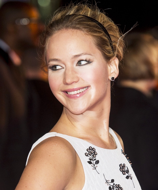 Jennifer Lawrence - Mockingjay Premiere