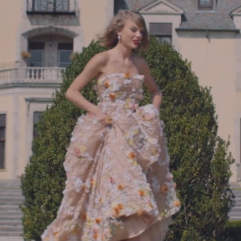 taylor swifts blank space outfits instylecom