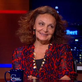 Diane Von Furstenberg Discusses Her Book amp Reality Show InStyle