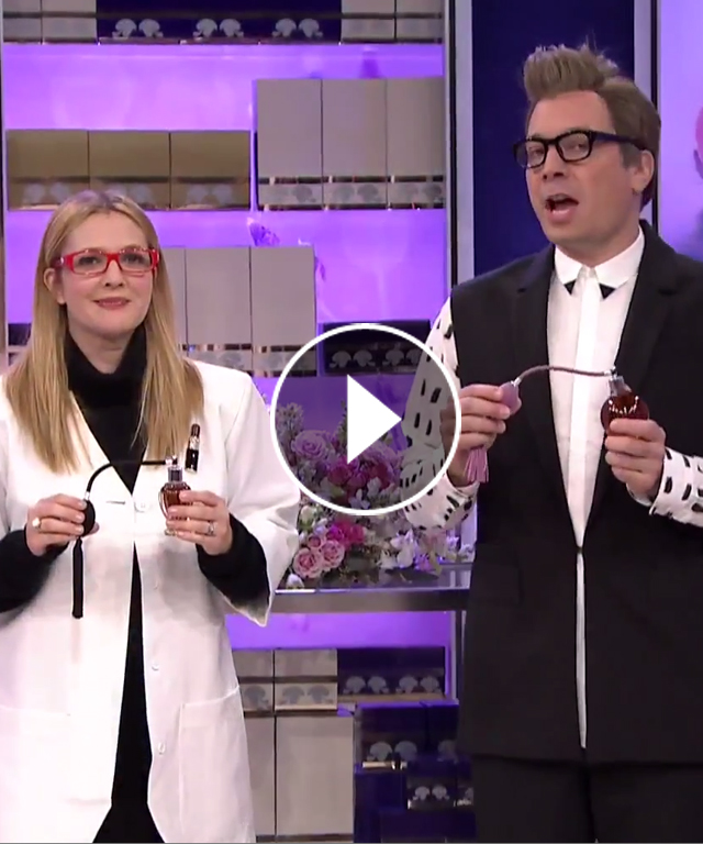 Drew Barrymore and Jimmy Fallon's Wanna Spritz
