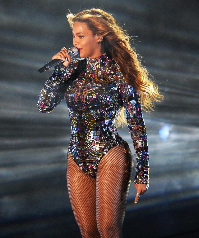 Beyonce at the 2014 VMAs
