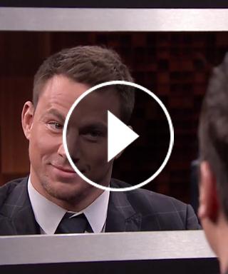 Channing Tatum Play Box of Lies with Jimmy Fallon
