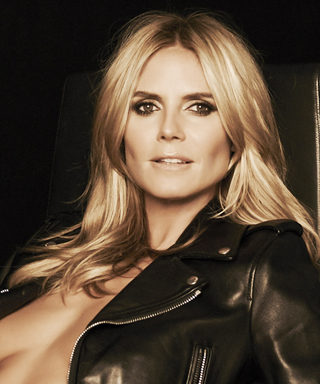 Heidi Klum for the Sharper Image