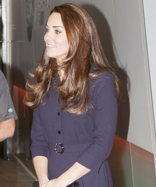 Kate Middleton in Goat Dress