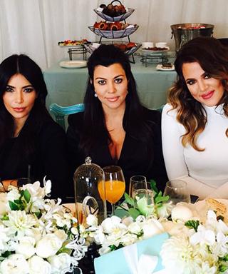 Kourtney Kardashian Baby Shower