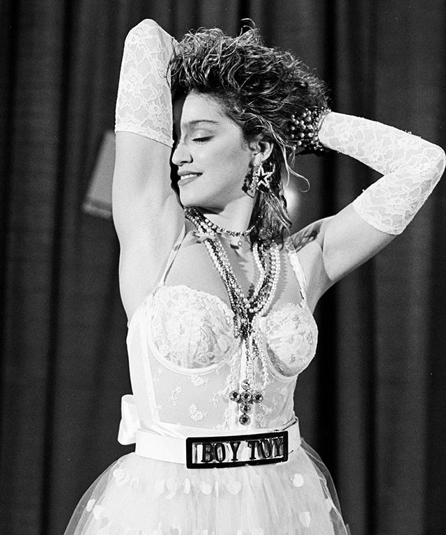 Madonna 'Like a Virgin'