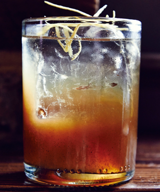 Charleston Light Dragoon Punch from Sean Brock