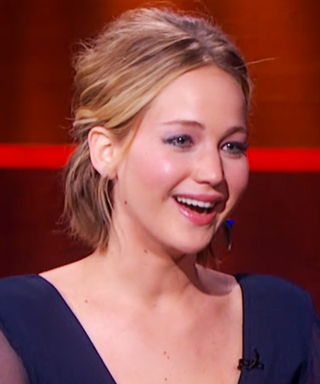 Jennifer Lawrence on her J. Law nickname