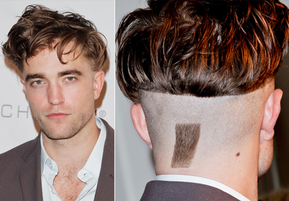how to make your hair look like robert pattinson