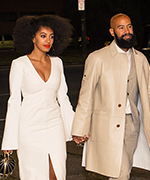 Solange Knowles Wedding Looks