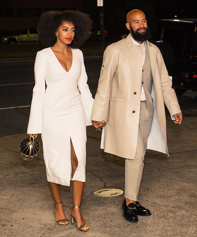 Solange Knowles Wedding Looks