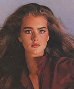 Brooke Shields Calvin Klein jeans Ad