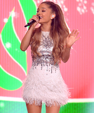 Ariana Grande Releases Christmas Song