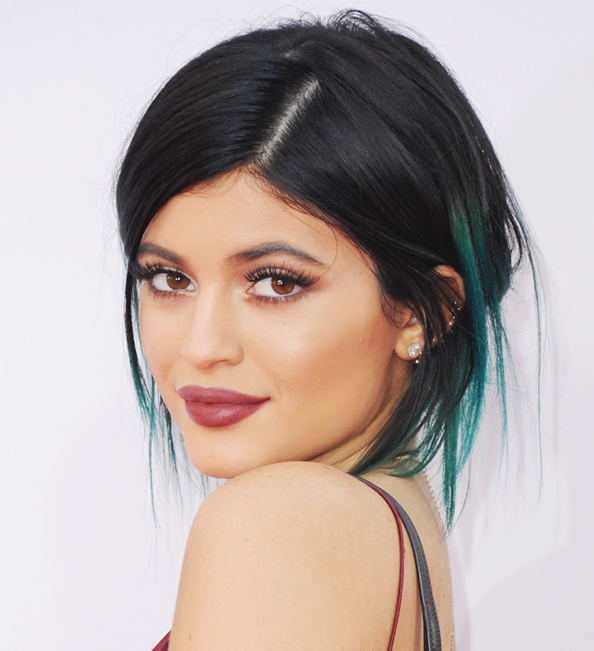 Recreate Kylie Jenners Makeup From the AMAs | InStyle