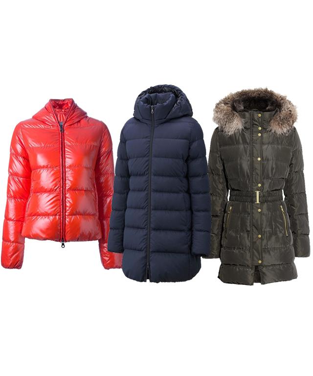 Puffer Coats to Wear