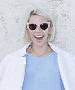 Cynthia Rowley x Zosia Mamet Sunglasses
