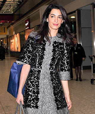 80 Celebrity-Inspired Outfits to Wear on a Plane - Amal Clooney