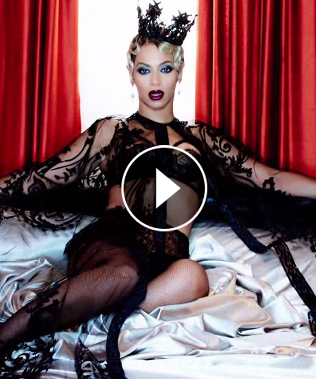 Beyonce 'Haunted' Music Video