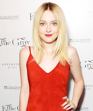 Dakota Fanning's Holiday Shopping Strategy