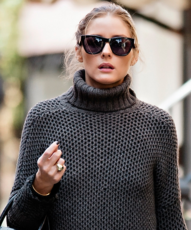 Find Your Perfect Turtleneck Sweater