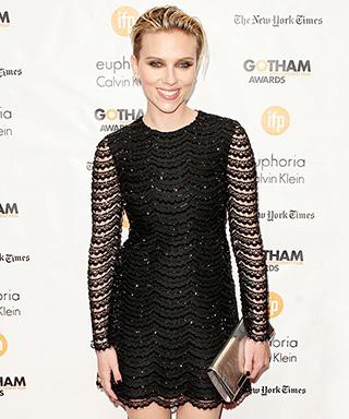 Julianne Moore, Scarlett Johansson, Tilda Swinton at Gotham Awards