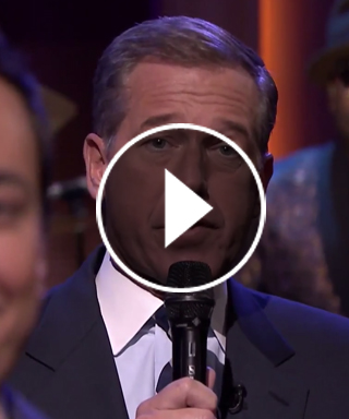 Brian Williams Slow Jams the News on Immigration