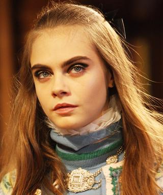 Chanel Pre-Fall 2015 Makeup