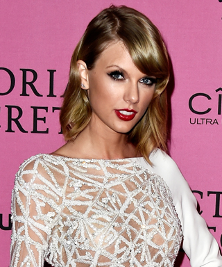Taylor Swift Victoria's Secret red carpet looks