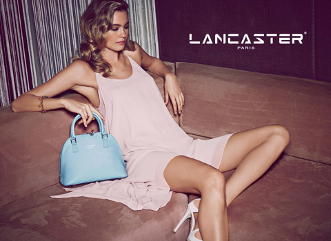 Behati Prinsloo for Lancaster Paris