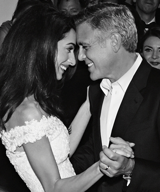 George Clooney and Amal Alamuddin Wedding Photo Album