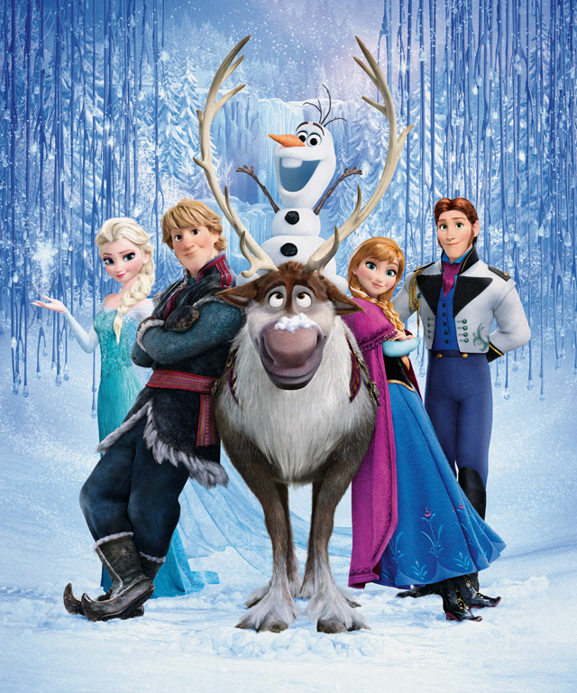 Frozen Fever Movie