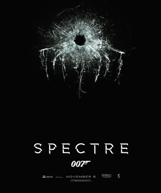 James Bond Spectre Movie Poster
