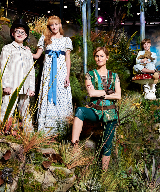 Peter Pan Live memorable moments
