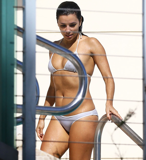 Eva Longoria Bikini Bodies