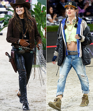 Charlotte Casiraghi and Jessica Springsteen Jump for Gucci
