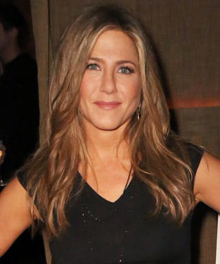 Jennifer Aniston in LBD