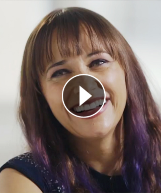 Rashida Jones Entertainment Weekly Lightbulb Video Series