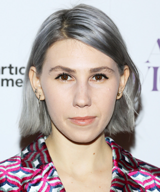 Zosia Mamet Gray Hair