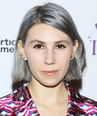 Zosia Mamet Grey Hair