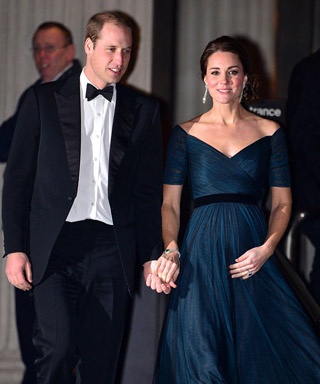 Prince William and Kate Middleton in NYC